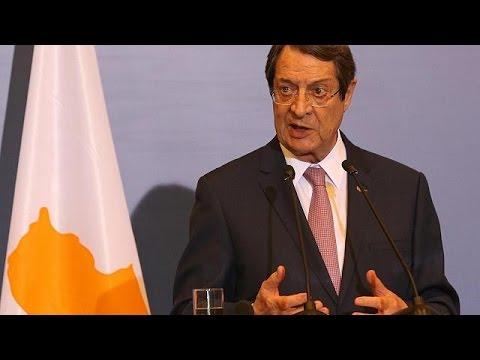 Κυπριακό: Ο Πρόεδρος Αναστασιάδης ενημερώνει Ευρωπαίους ηγέτες – Παραδόθηκε το προσχέδιο κοινού…
