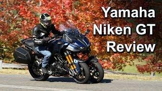 4. 2019 Yamaha Niken GT - The best three-wheeler available?