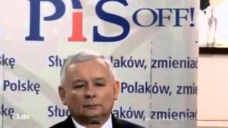 Niemcy drwią z Beaty Szydło i Jarosława Kaczyńskiego