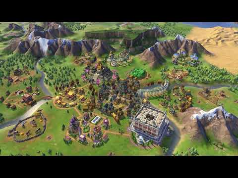 Civilization VI News - Rise and Fall Breakdown; Eras, Golden Ages, Loyalty, Governors, and more!