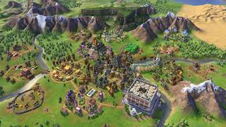 Video Civilization VI News - Rise and Fall Breakdown; Eras, Golden Ages, Loyalty, Governors, and more! MP3, 3GP, MP4, WEBM, AVI, FLV Maret 2018