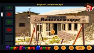 Diamond Treasure Hunt Escape Walkthrough - First Escape Games