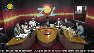 Amadeo Peralta muestra dos audio sobre la extorsión a la Comercial de Seguros por empleado SS