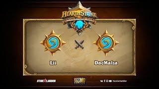 Malza vs Lii, game 1