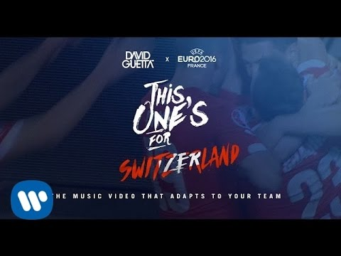 This One's for You Switzerland UEFA EURO 2016 Official Song [Feat. Zara Larsson]