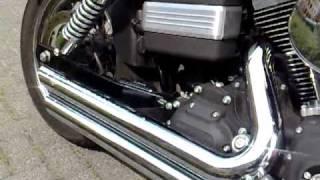 9. Harley Davidson Dyna FXDB Street Bob 06 Vance & Hynes Big Shots