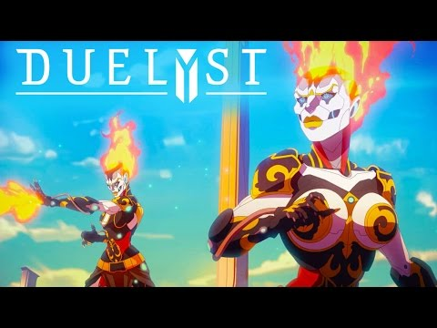 Duelyst – Tactical Combat! – Let's Play Duelyst Gameplay – Sponsored