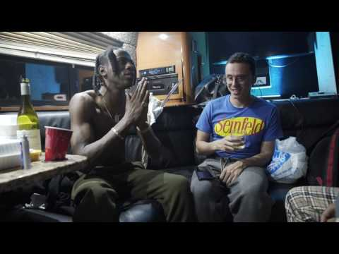 Logic & Joey Bada$$ freestyle together in studio and it's UNREAL