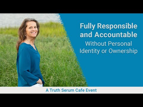 Jack O'Keeffe Video: Fully Responsible and Accountable Without Personal Identity or Ownership
