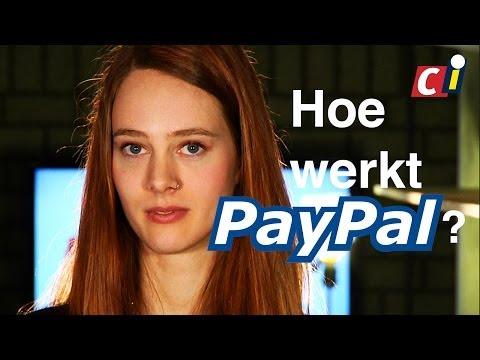 Hoe werkt Paypal?