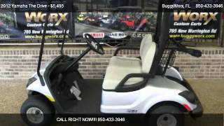 8. 2012 Yamaha The Drive PTV-EFI - for sale in Pensacola, FL 32506