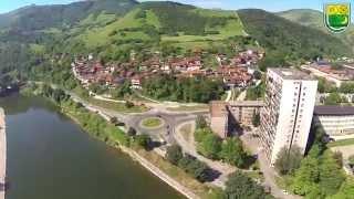 مدينة زينيتسا في البوسنة والهرسك