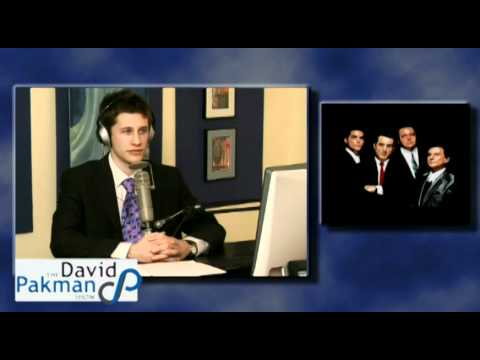 The David Pakman Show Progressive Mafia - First Underboss Announced Video
