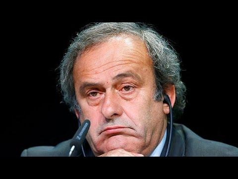 Παραιτείται από το τιμόνι της UEFA ο Μισέλ Πλατινί