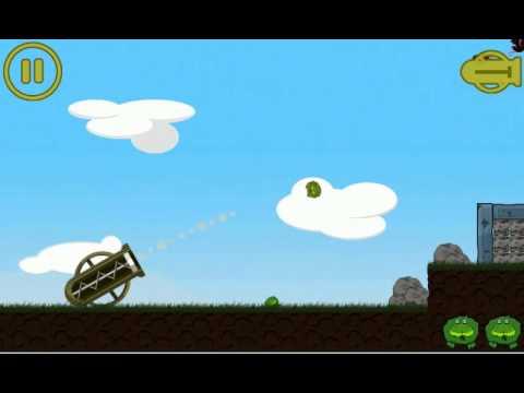 Video of Battle Frogging