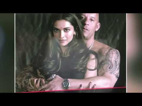 First Look Of Deepika & Vin Diesel In XXX 3-  The Return Of Xander Cage