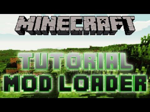 Como descargar y usar Mod Loader / Modloader minecraft 1.7.5 Español