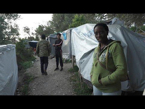 Σάμος – Προσφυγικό: «Αλήθεια, αυτή είναι η Ευρώπη;» αναρωτιέται η Σάρα …