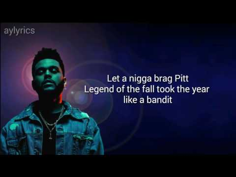Video Starboy - The Weeknd (lyrics) download in MP3, 3GP, MP4, WEBM, AVI, FLV February 2017