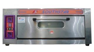 Hướng dẫn sử dụng lò nướng SouthStar 1 tầng 2 khay