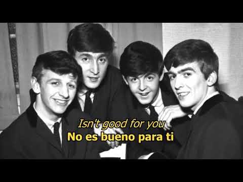 This Boy - The Beatles (LYRICS/LETRA) [Original]