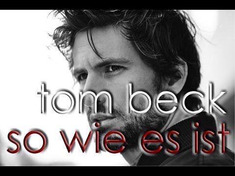 So wie es ist - Tom Beck lyrics   Neues Album