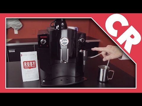 Jura Impressa C60 Automatic Coffee Center | Crew Review