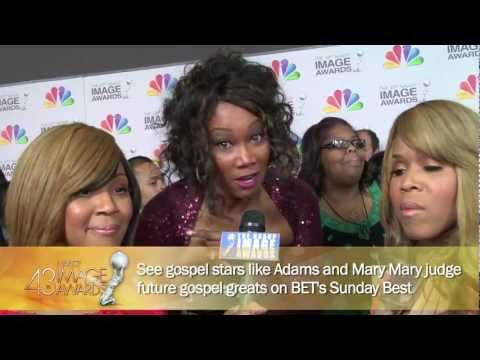Yolanda Adams, Mary Mary : NAACP Image Awards 2012