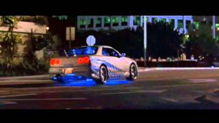 Nonton 2 Fast 2 Furious Nissan Skyline GTR R34  R.I.P Paul  Walker Film Subtitle Indonesia Streaming Movie Download