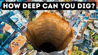 Video How Deep Can You Possibly Dig? MP3, 3GP, MP4, WEBM, AVI, FLV Januari 2019