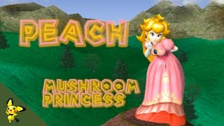 Are You A Peach Player? – SSBM Tutorials