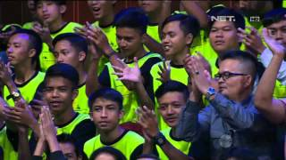 Video Andre Taulany Gandeng Melody JKT48 MP3, 3GP, MP4, WEBM, AVI, FLV November 2018