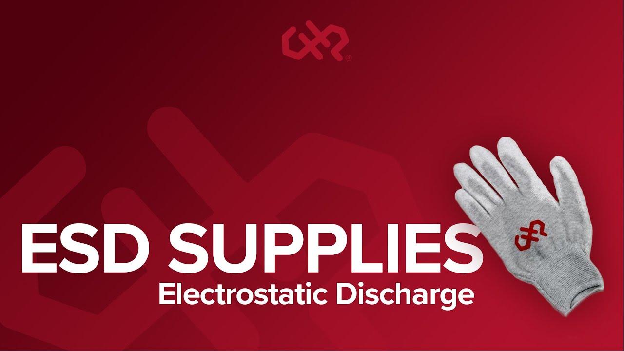 CHP ESD Supplies