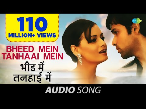 Video Bheed Mein - Udit Narayan & Shreya Ghoshal - Tumsa Nahin Dekha - A Love Story [2004] download in MP3, 3GP, MP4, WEBM, AVI, FLV January 2017