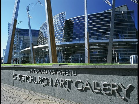 Christchurch Art Gallery earthquake-damaged foundations repaired