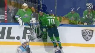 Бурдасов выскочил на смену и забил