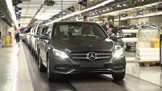 Download Video Mercedes-Benz C-Class Production MP3 3GP MP4