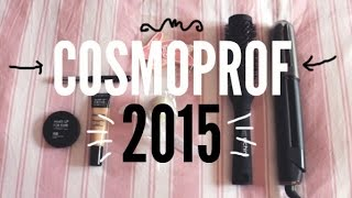 Vlog e haul COSMOPROF (in ritardo eheh) - YouTube