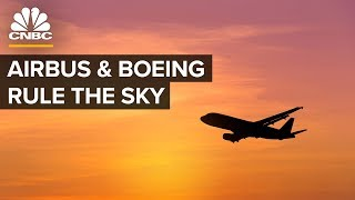 Video Why Airbus And Boeing Dominate The Sky MP3, 3GP, MP4, WEBM, AVI, FLV Agustus 2019