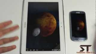 Samsung Galaxy Note 10.1 Vs Galaxy S3: Benchmark (Deutsch)   SwagTab