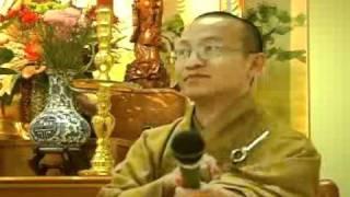 Hạnh Phúc Trong Già Và Chết - Phần 2/2 - Thích Nhật Từ - TuSachPhatHoc.com