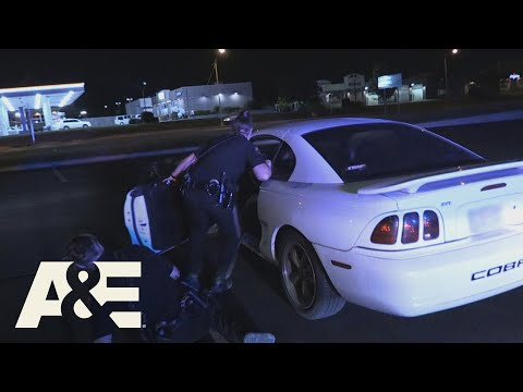 Live PD: Officers Dragged By Moving Car (Season 3)   A&E