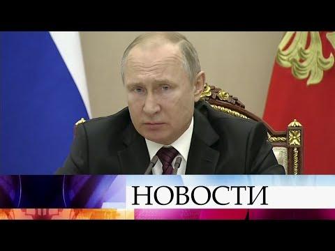 Владимир Путин прокомментировал отставку президента Казахстана Нурсултана Назарбаева.