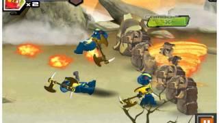 Ninjago Spinjitzu SnakeDown GamePlay Part 8