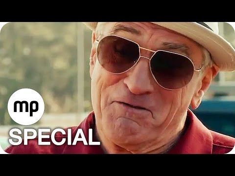 DIRTY GRANDPA Clips & Trailer German Deutsch (2016) Zac Efron & Robert De Niro