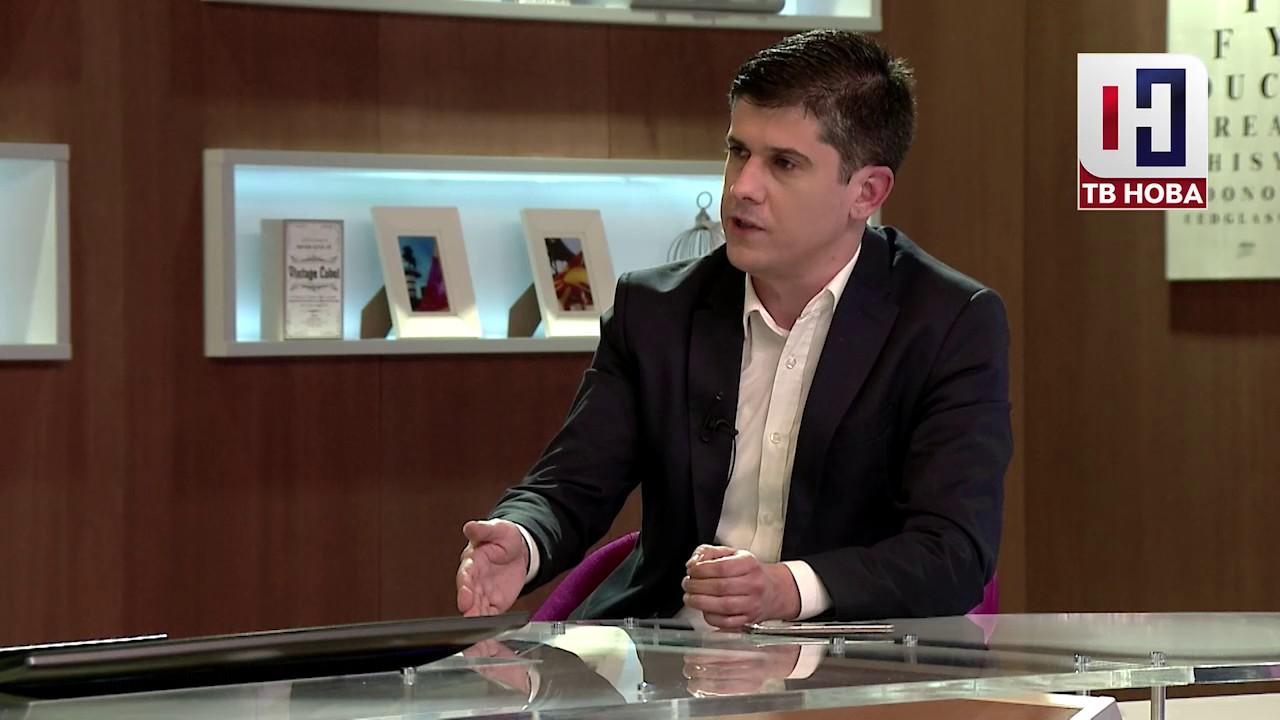 Никола Србов – Гостин во вестите на ТВ Нова