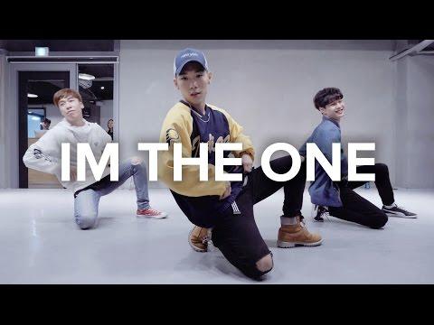 I'm The One - DJ Khaled / Koosung Jung Choreography (видео)