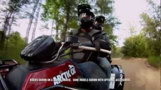 8. 2013 Arctic Cat ATV Recreational - TRV