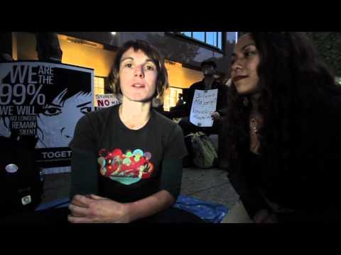 Occupy Sydney: Day 1 Night Update