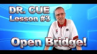 APA Dr. Cue Instruction - Pool Lesson 3: The